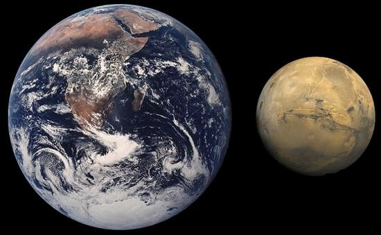 12 На Марсе будут искать ДНК земного происхождения