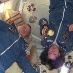 На сайте Роскосмоса появился фоторепортаж Кондратьева о полете к МКС