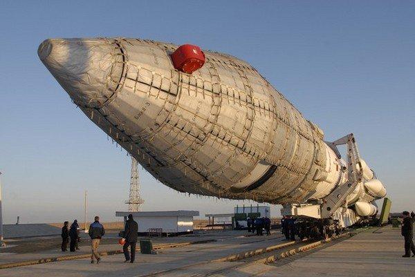 142 С Байконура стартовала последняя в этом году ракета-носитель Протон-М