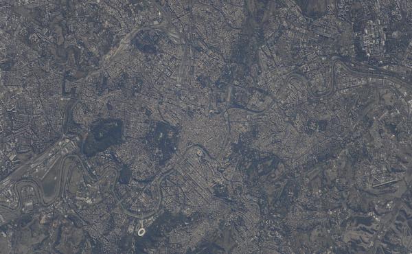 Ватикан Планета Земля под прицелом объектива астронавта-фотохудожника