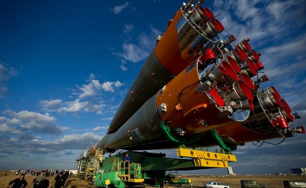 Союз-ТМА-01М Планета Земля под прицелом объектива астронавта-фотохудожника