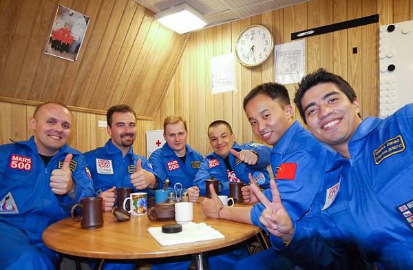 экипаж-Марс-500 Эксперимент «Марс-500»