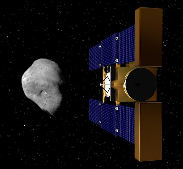 Stardust-NExT Космическая миссия Stardust-NExT