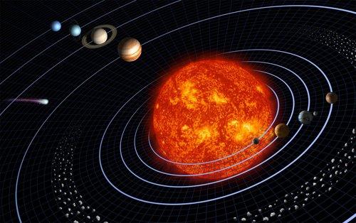 Solar_sys8 Астрономы обнаружили две зарождающиеся звездные системы