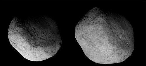 Valentine Аппарат Stardust провел успешное исследование кометы 9P/Темпеля
