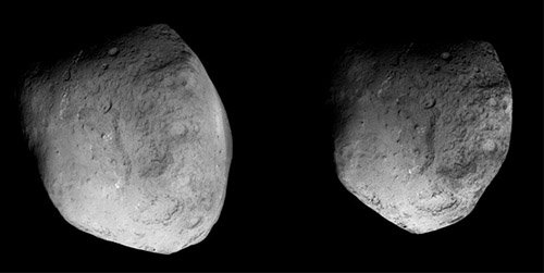 Valentine11 Аппарат Stardust провел успешное исследование кометы 9P/Темпеля