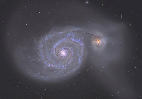 4 Топ-10 самых красивых галактик