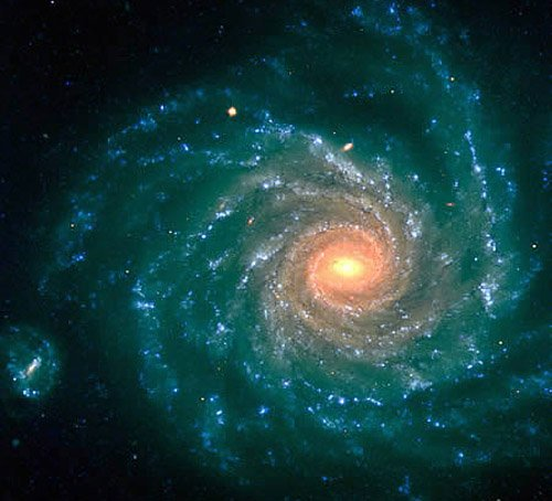 5 Топ-10 самых красивых галактик