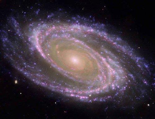 9 Топ-10 самых красивых галактик