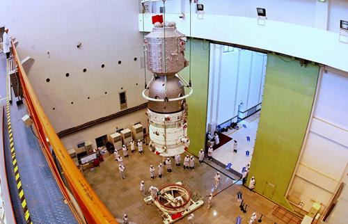 shenzhou-71 Китай обнародовал свои планы по созданию орбитальной станции