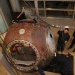 На аукционе Sotheby's за 2,9 миллиона долларов продана капсула советского космического корабля