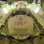 Семитонный магнитный альфа-спектрометр (AMS-02) стоимостью около 2 млрд. долл. и созданный усилиями 15 стран, в том числе и России, скоро отправиться на Международную космическую стацию