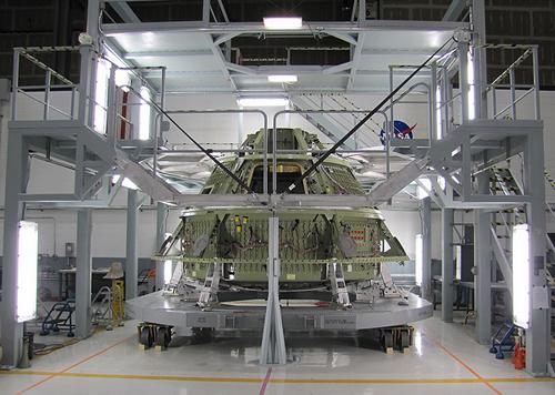 IMG_3750-Dec2011 Компания Lockheed Martin показала прототип будущего космического корабля