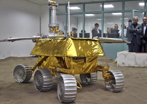 1 Через два года стартует китайская лунная экспансия