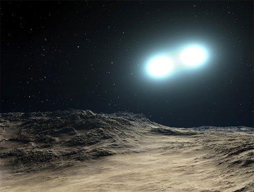 Merger В центре нашей галактики обнаружены звезды редкого класса