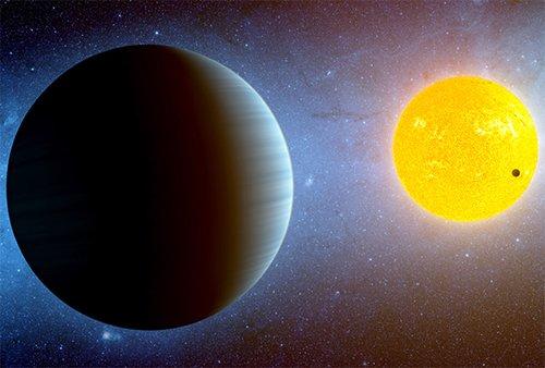 System В системе Kepler-10 обнаружена еще одна экзопланета