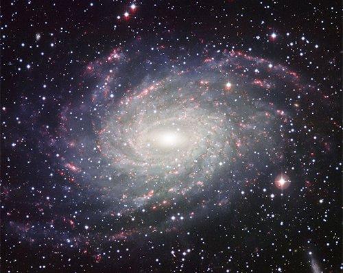 NGC Получены снимки аналога Млечного Пути