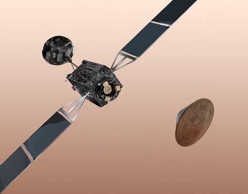exomars2016-tgo-edm Марсианский посадочный модуль будет запущен в 2016 году