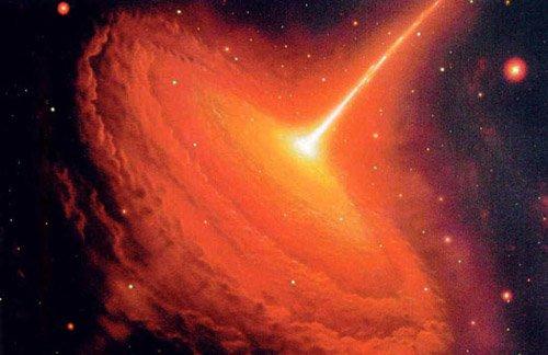 57416505 Обнаружен самый удаленный квазар