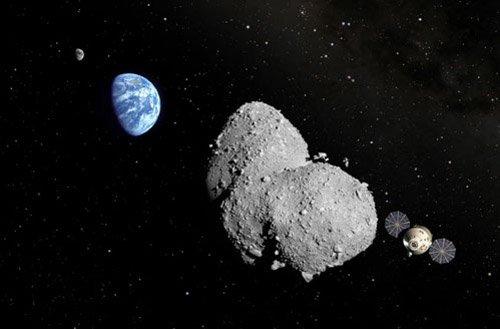 image НАСА готовит пилотируемую экспедицию на астероид