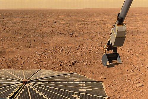 080620-iod-phoenix-04 Марсианский грунт похож на обедненную земную почву