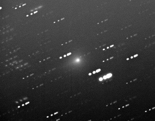 Elenin Комета C/2010 X1 (Еленина) безопасна для Земли
