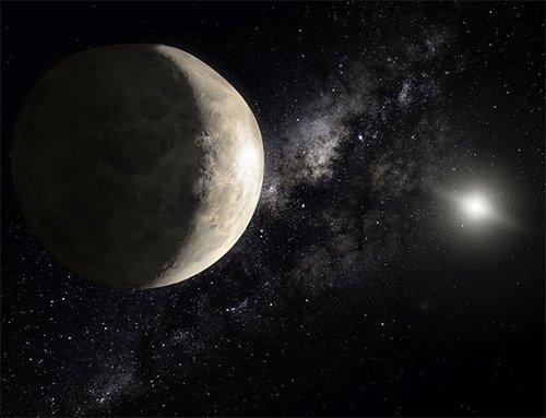 Makemake В Солнечной системе астрономы обнаружили три кандидата в карликовые планеты