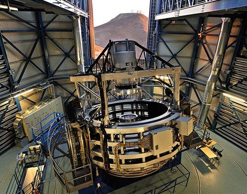 VISTA1 Телескоп VISTA открыл новые звездные скопления в нашей галактике