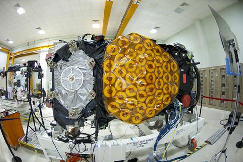 22245_A4-1 Европа будет иметь собственную систему спутниковой навигации