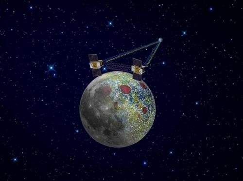 564592main_pia14377-43_946-710 НАСА планирует изучить гравитацию Луны при помощи зондов-близнецов