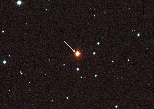 Field Обнаружена ближайшая к нам молодая звезда