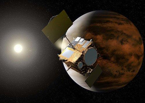 Image14 Возможно, японский зонд «Акацуки» все же выйдет на орбиту Венеры