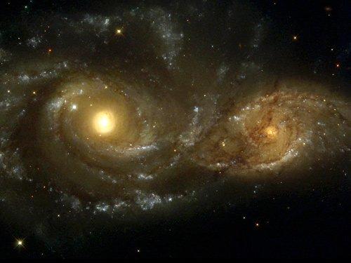 0046460888e Ученые вычислили частоту столкновения галактик