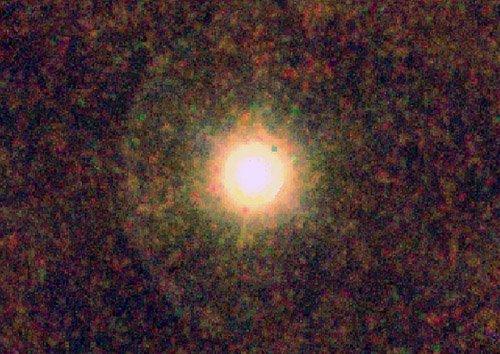 CWLeo_0 Обнаружена звезда с «годичными кольцами»