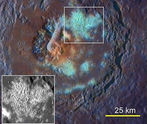 blewett_05 Зонд MESSENGER раскрывает тайны Меркурия