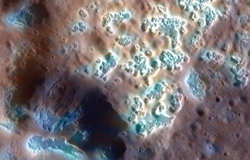 901 По гипотезе влажного и теплого Марса нанесен очередной удар