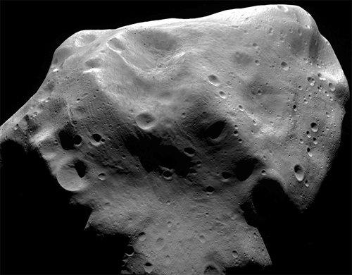 Rosetta Астероид Лютеция мог бы стать частью Земли