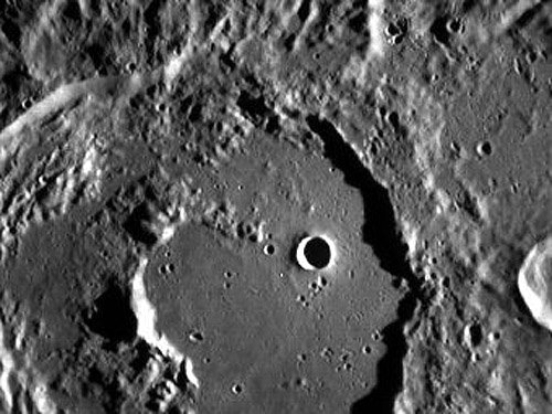 xx Опубликованы снимки кратера Калидасы