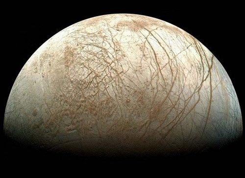 europa-gallileo НАСА планирует отправить к Европе спускаемый аппарат