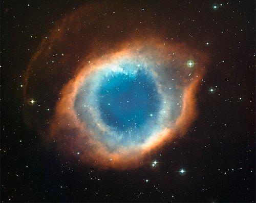 Helix Получен качественный снимок туманности Улитка
