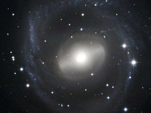 picture1 Получены качественные фотографии галактики в Большом Псе