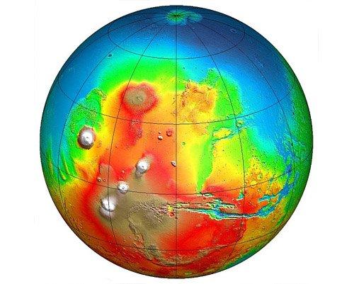 global-altim-thar-hem Найдены очередные доказательства существования на Марсе древнего океана