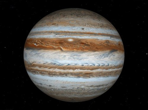 jupiter Юпитер защищает Землю от комет, однако, направляет к нам астероиды