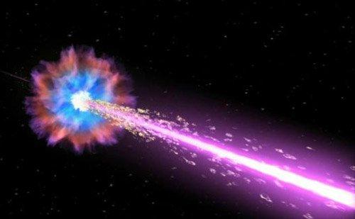 2-11 Открыты следы активности галактического ядра Млечного Пути