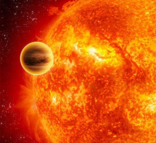 2-2 Как оказалось, атмосфера планеты может быть горячее ее звезды
