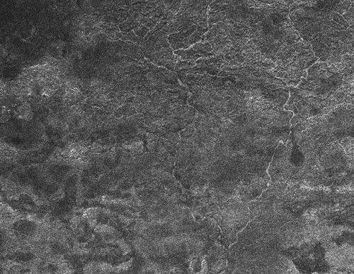2 На Титане происходят мощные преобразования ландшафта