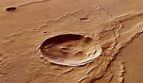 560-20120613-10532-3D-Solis_MelasDorsa_H1 На новых фотографиях Марса отчетливо видны кратеры, разломы и складки