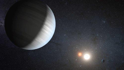 1-111 Обнаружена многопланетная система вокруг двойной звезды
