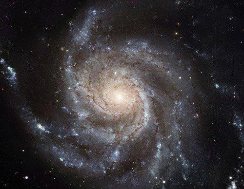 4-1-1 Ось левшей поставила под сомнение однородность структуры Вселенной