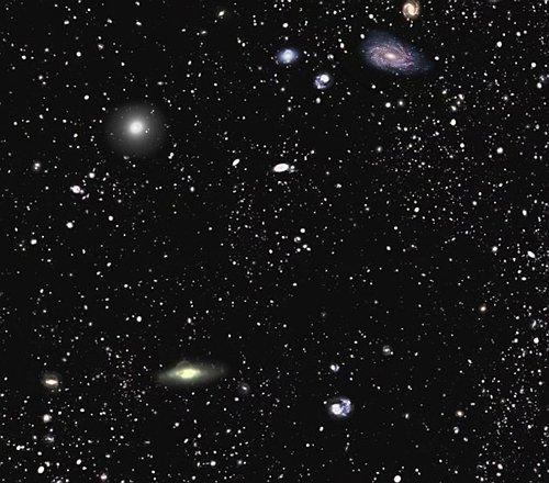hires Обнародована самая крупная трехмерная карта неба